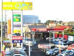 栃木トヨタ自動車(株) U-Car つるた店