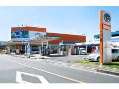 トヨタモビリティ神奈川(旧トヨタカローラ横浜) 中古車タウン戸塚