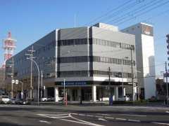 西日本三菱自動車販売(株) 新大阪店