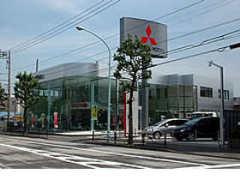 東日本三菱自動車販売 東久留米店