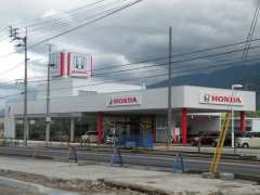 Honda Cars 愛媛 新居浜萩生店(認定中古車取扱店)